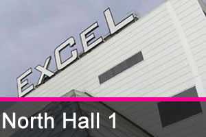 ExCeL North Arena 1